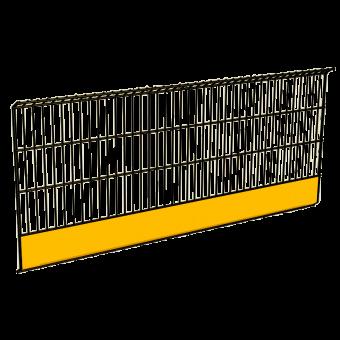 Seitenschutzgitter 260cm Secuset