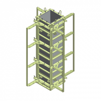 Column formwork Grip