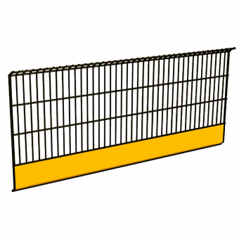 Lateral protection fence 260cm